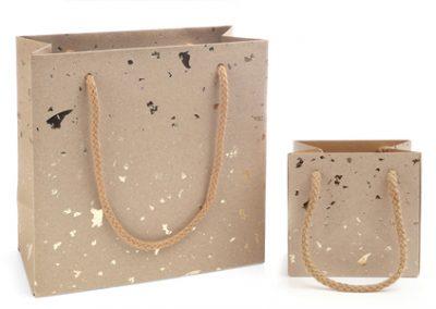 Carat paper gift bag
