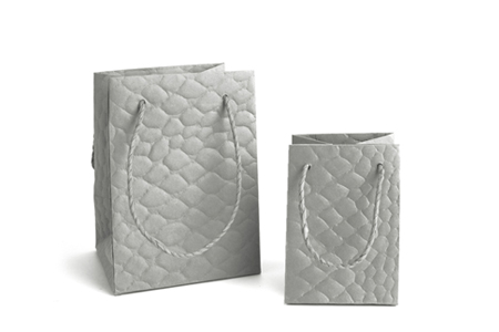 Snake paper bag