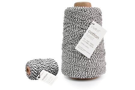 Cotton twist 2mm (bakkerstouw)