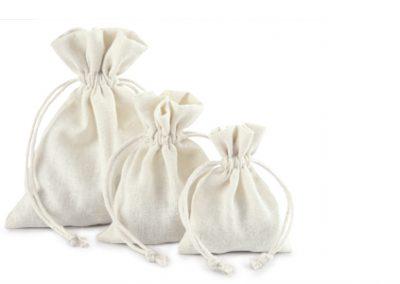 Cotton deluxe flatbag