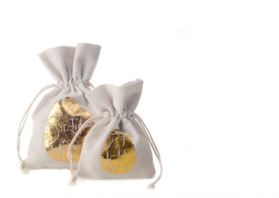 Golden Easter flatbag