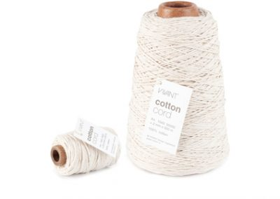 Cotton koord 2mm