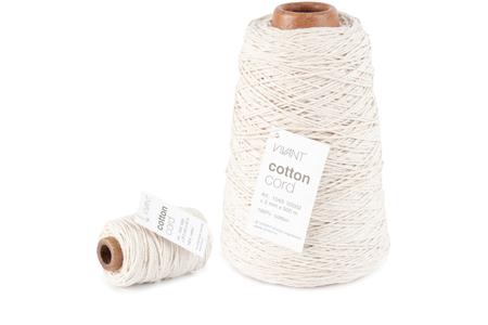 Cotton koord 2mm