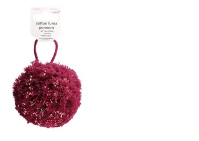 Cotton Pompon deluxe