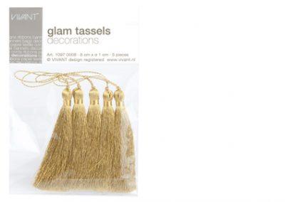 Glam tassel