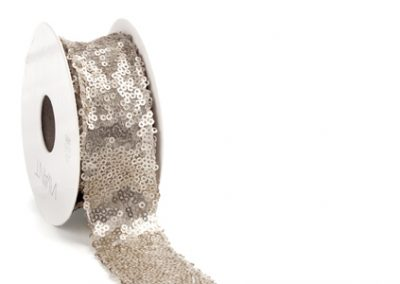 Sequin ribbon (wired)