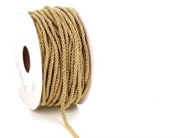 Satin twist cord