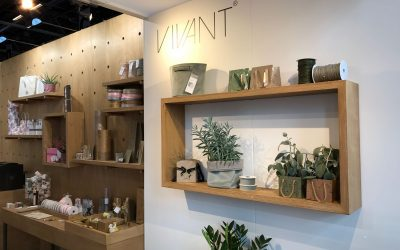 Vivant op Pack & Gift, Paris