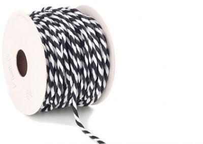 Paper twist cord