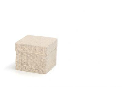 Cotton square box