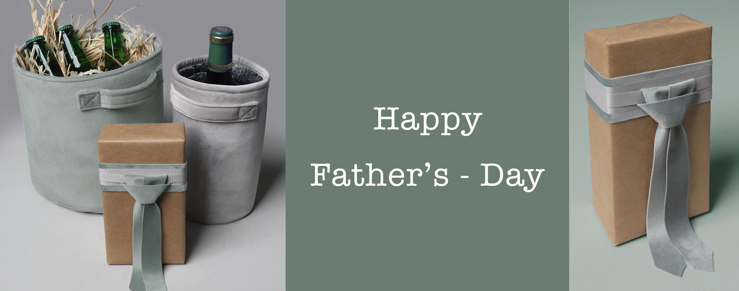 Vaderdag geschenken en verpakkingen voor retail en groothandel
