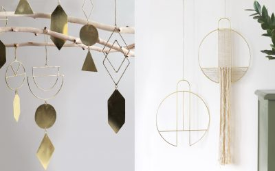 On trend | Geometric shapes in your interior