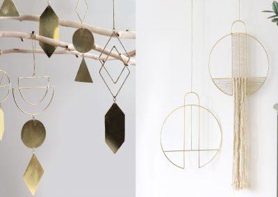 On trend | Geometrische vormen in jouw interieur
