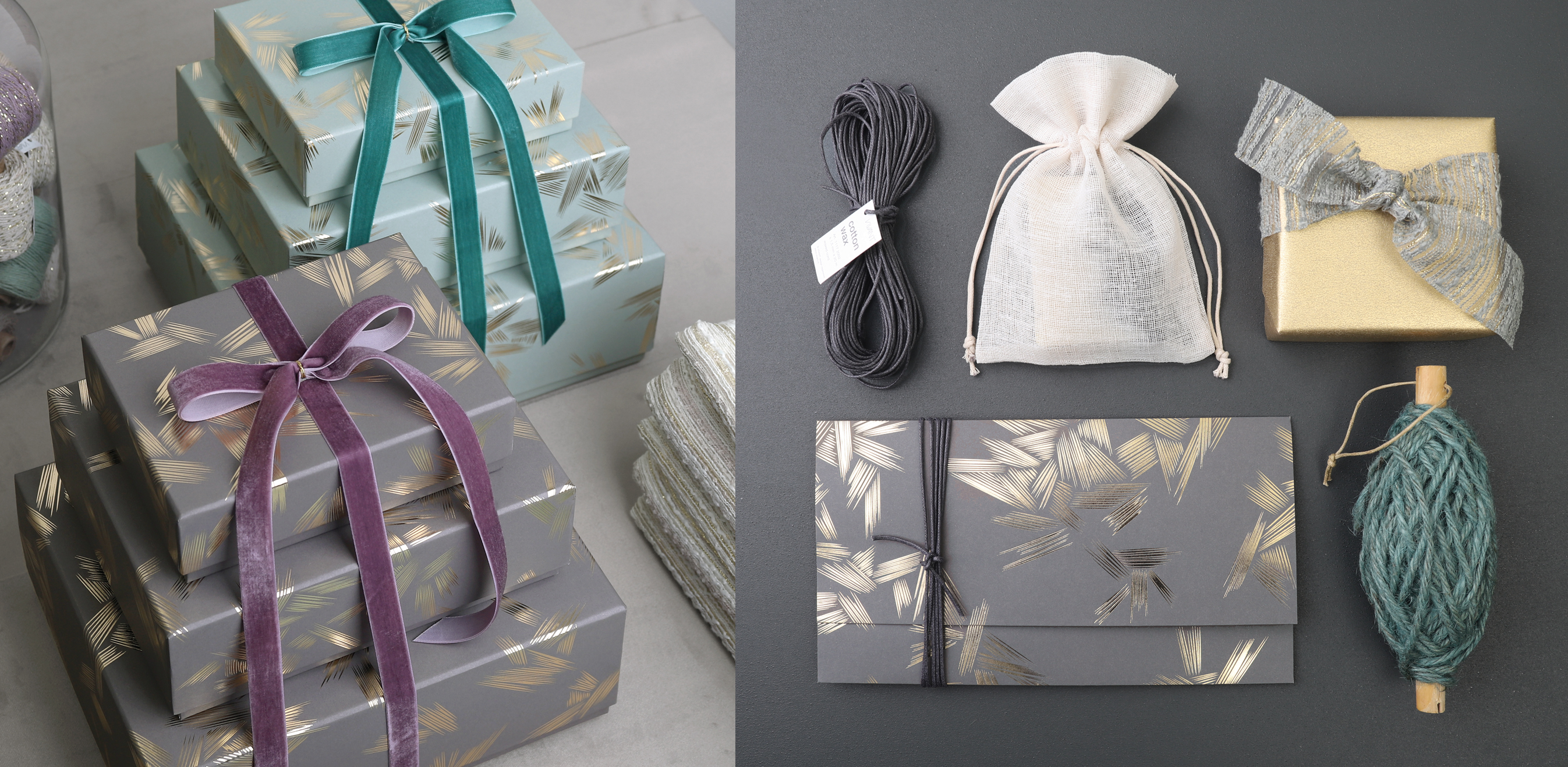Festiva paper box set en Festiva envelop