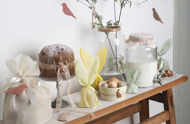 Easter brunch thema with new Easter items