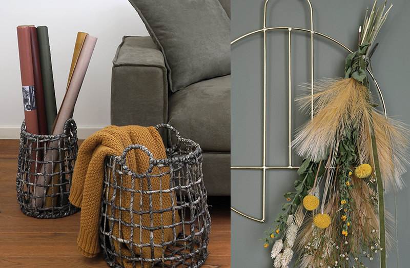 Raw nature trend thema voor SS21
