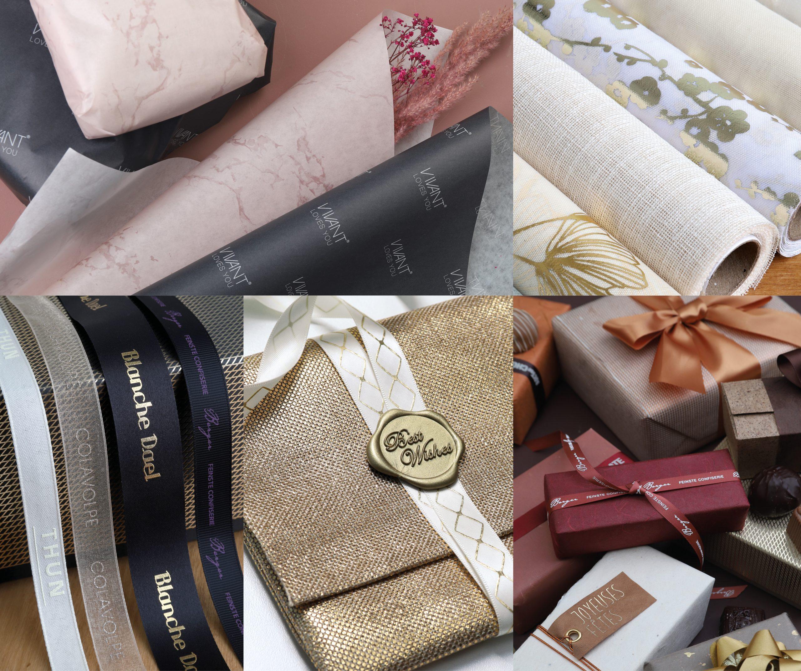 Maatwerk in cadeauverpakkingen, decoraties en lifestyle-producten