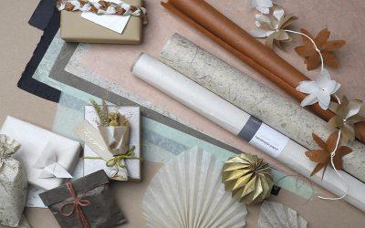 Naturpapier |  Eine nachhaltige Wahl